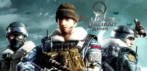 Alliance of Valiant Arms mmorpg grátis