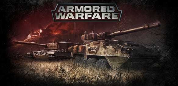 Armored Warfare mmorpg gr�tis