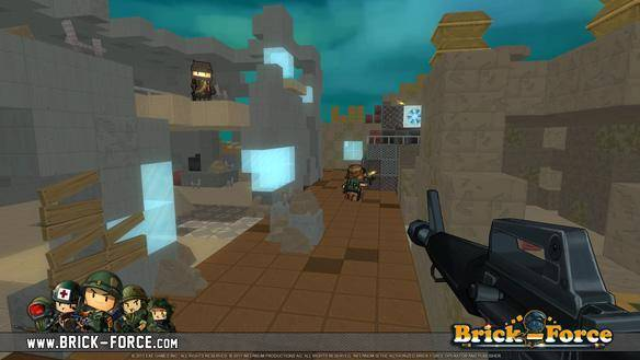 [FPS] Brick-Force | Minecraft + Counter-Strike? Brick-force-foto