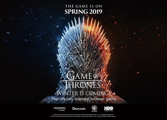 Game of Thrones Winter is Coming mmorpg grátis