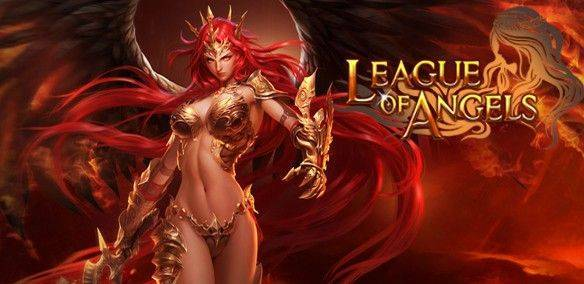 League of Angels mmorpg grátis