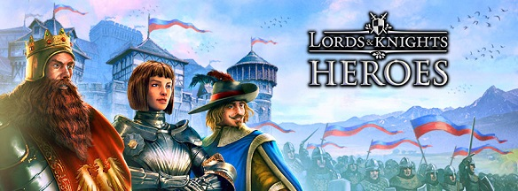 Lords & Knights mmorpg grátis