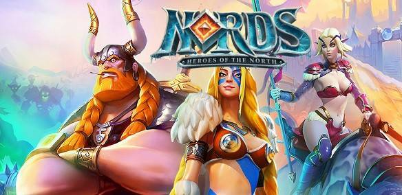 Nords: Heroes of the North mmorpg grátis