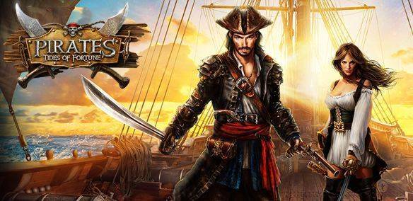 Pirates: Tides of Fortune mmorpg grátis
