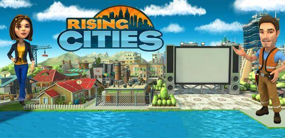 Rising Cities mmorpg grátis