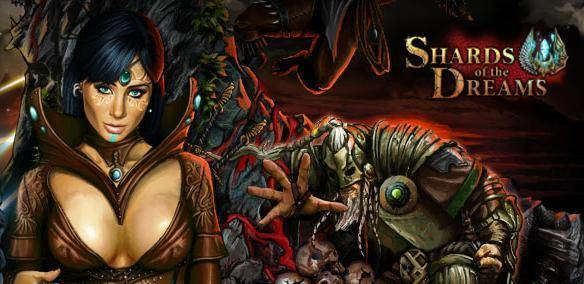 Shards of the Dreams mmorpg grátis