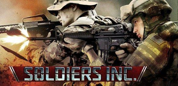 Soldiers Inc mmorpg grátis