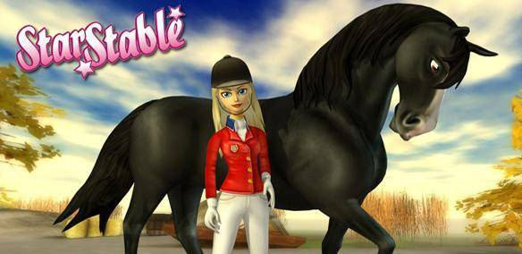 Star Stable mmorpg gr�tis