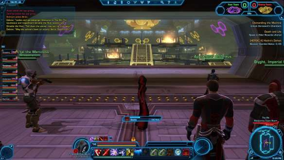 Star Wars The Old Republic mmorpg grátis