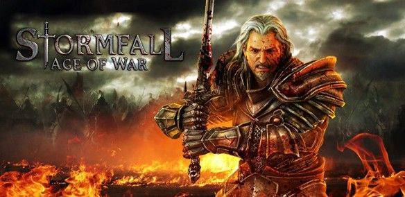 Storm Fall: Age of War mmorpg grátis