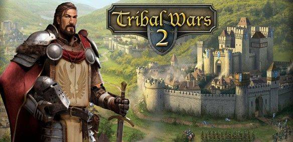 Tribal Wars 2 mmorpg gr�tis