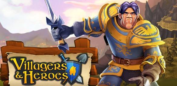 Villagers and Heroes mmorpg grátis